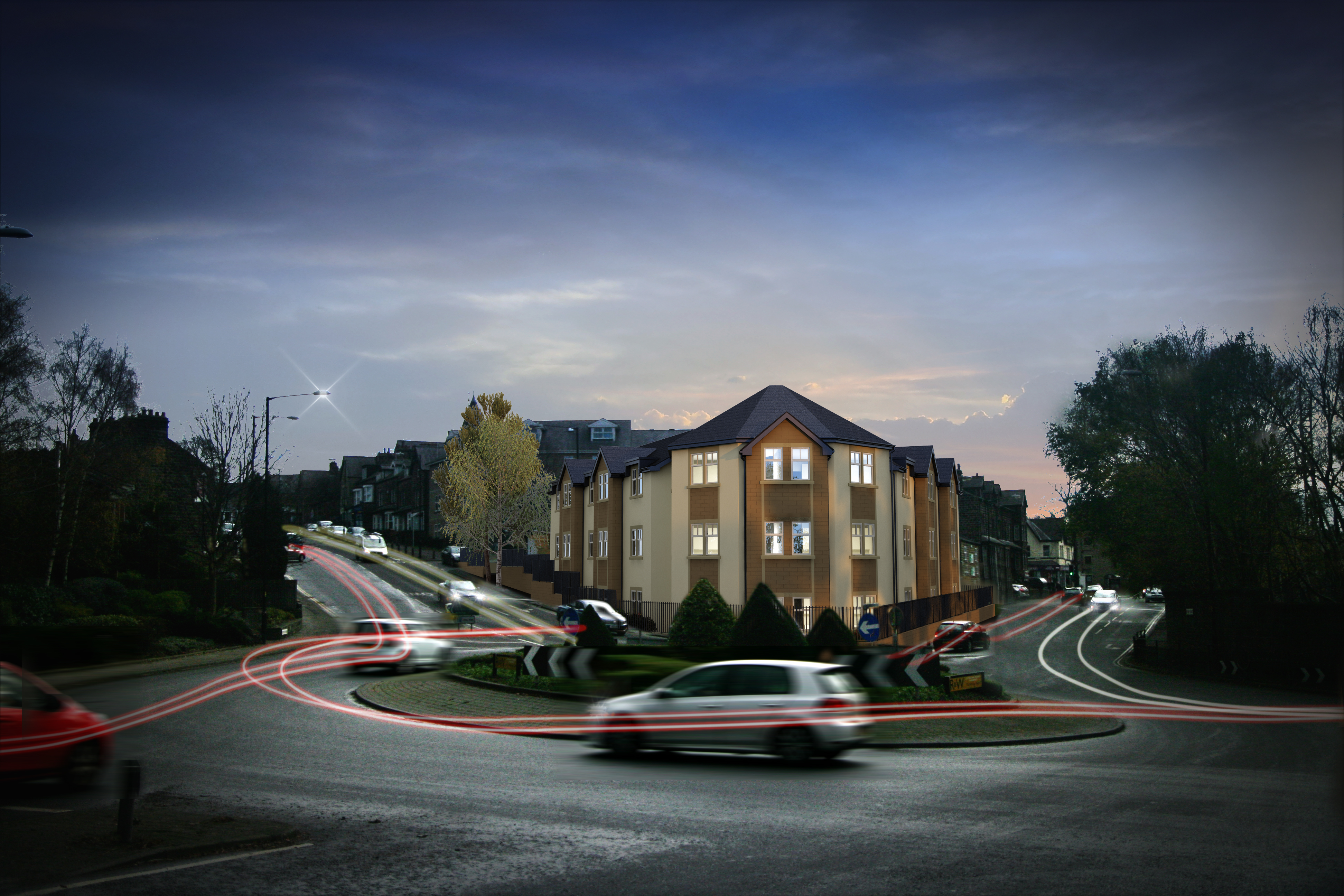 With 50% of homes sold, new Harrogate development is hardly an outside bet