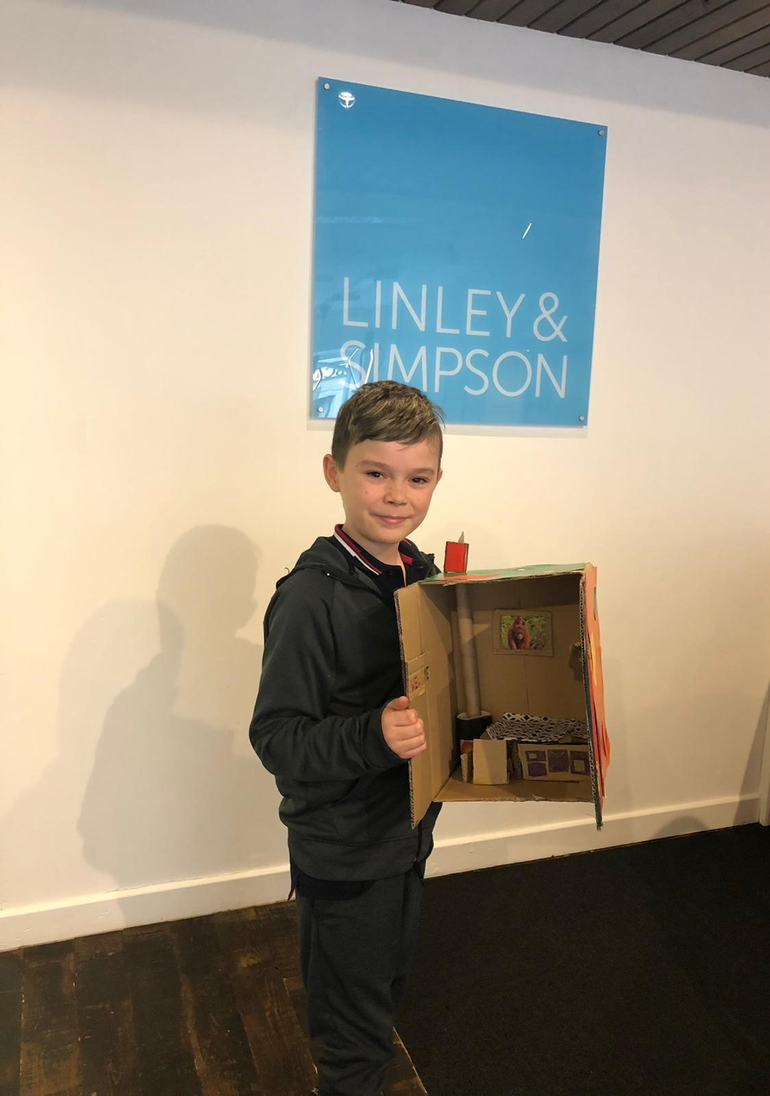 KS2 winner – Leighton