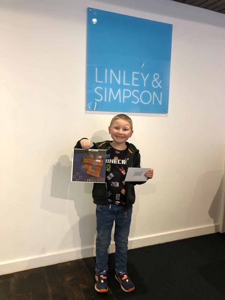 KS1 winner – Ewan