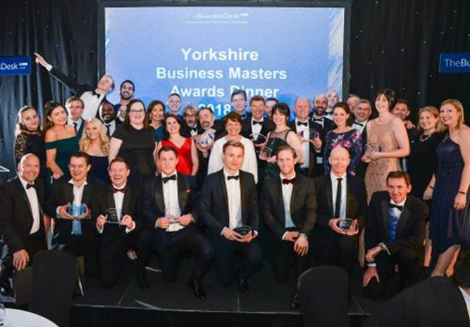 Linley & Simpson Crowned Yorkshire's Community Champions In Business Awards