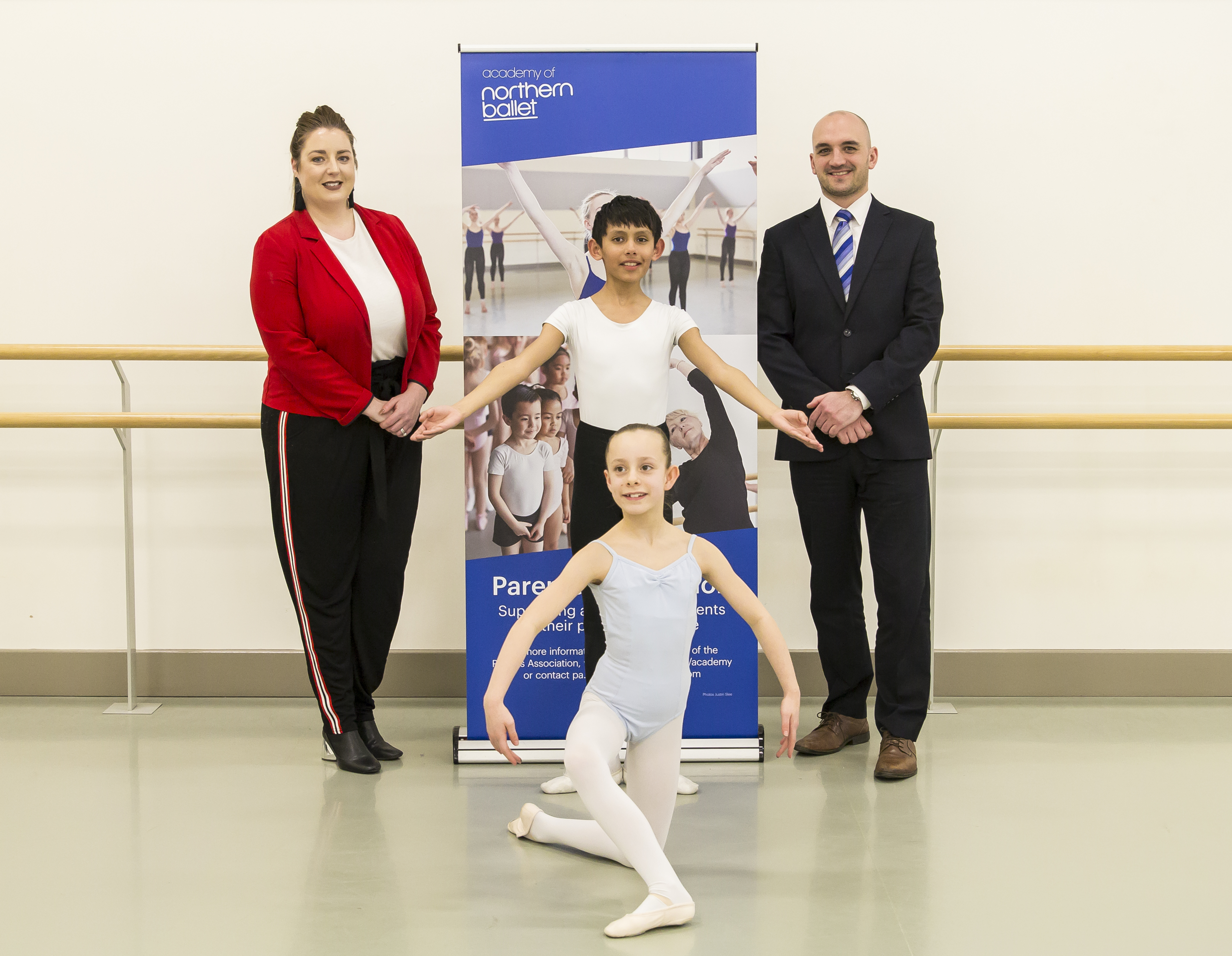 Much App-reciated! Linley & Simpson Dances To The Aid of Yorkshire Ballet Stars of the Future