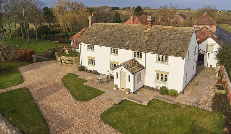 Farmhouse sale offers rare chance to join select few living in Yorkshire hamlet hideaway