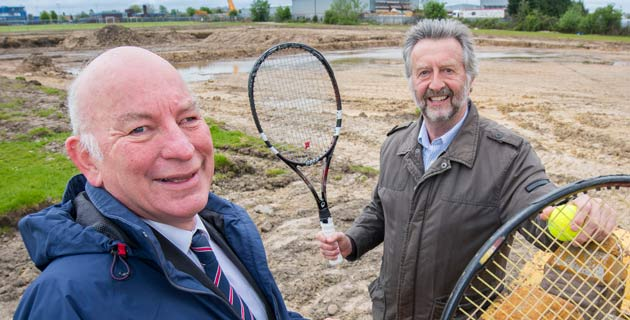 Anyone for Tennis?  Harrogate Serves Up Chance for Wimbledon Wannabees