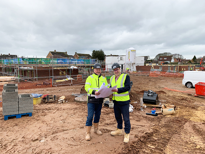 Caedmon appoint Linley and Simpson to market prestigious Kirby Hill development