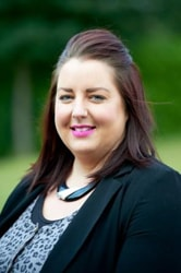 Back to the future for Lauren as she secures promotion