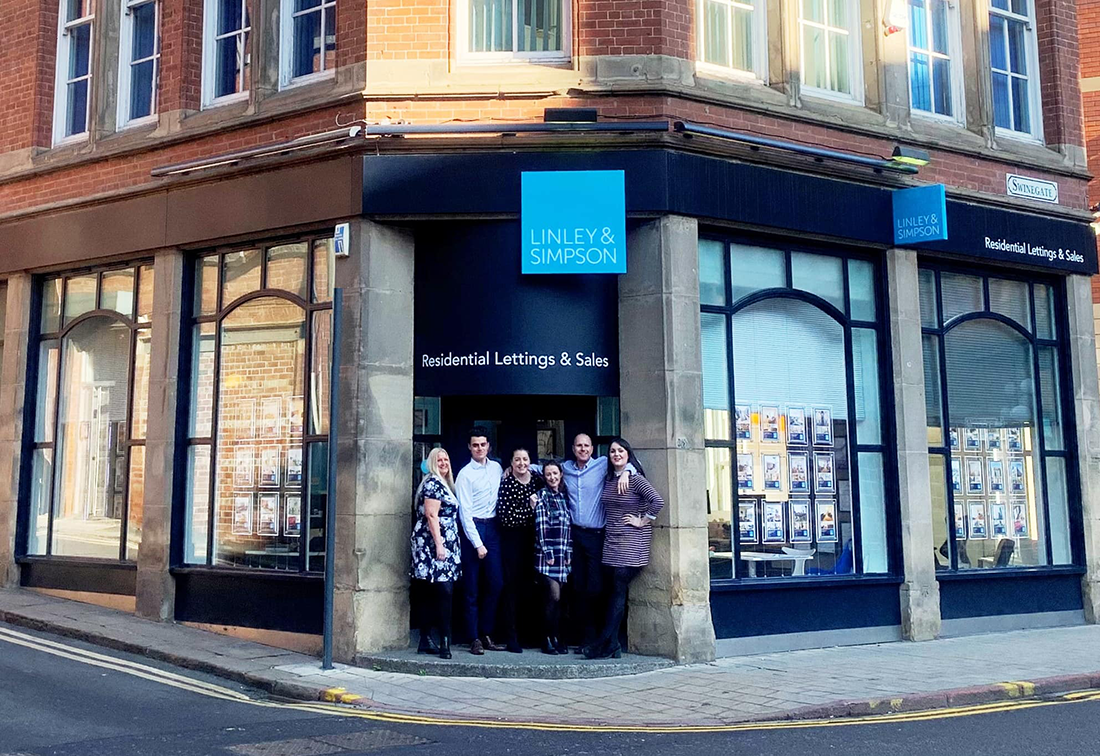 Linley and Simpson crowned 'top of the shops' in Estate Agency awards
