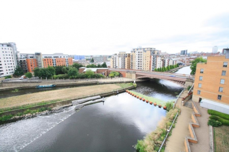 For sale! The Leeds waterside apartment that takes rooftop living to new heights