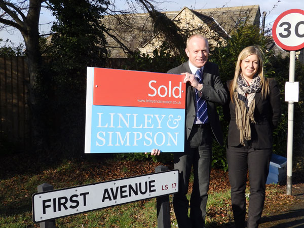 Linley & Simpson Estate Agents Celebrate First Anniversary
