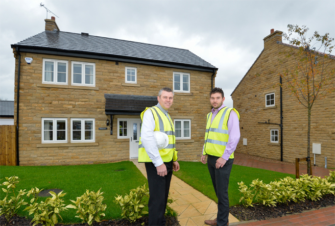 Wetherby development flies the flag for Yorkshire in National Housing Awards