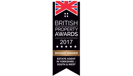 British Property Awards 2017 Bronze Winner Logo