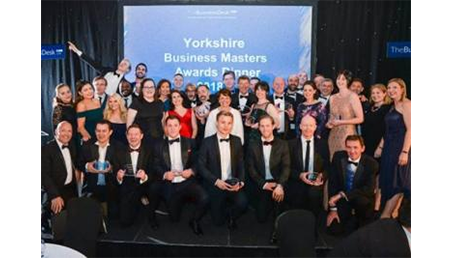 Yorkshire Business Masters Awards