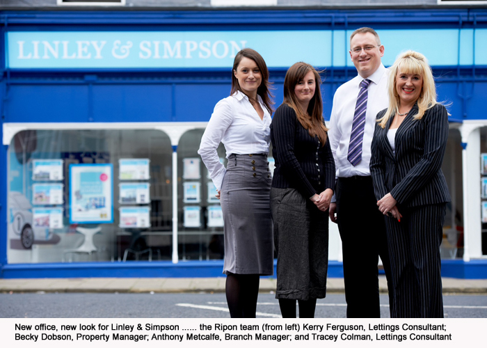 New Ripon Office & Team
