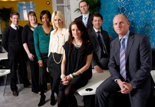 Linley & Simpson City Centre Branch Staff